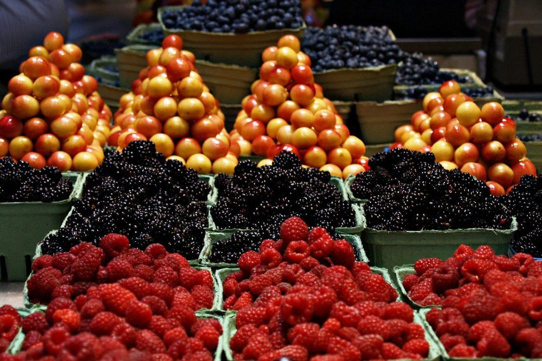 The New York Food Market